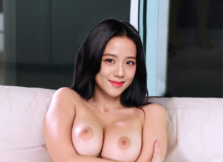 BLACKPINK Jisoo Nude Leaked Fappening Photos (1)